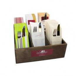 Bestecktaschenbox