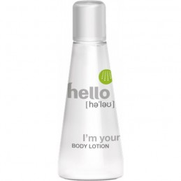 Body Lotion Flacon HELLO,...