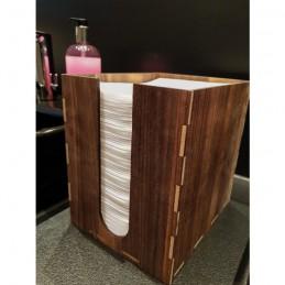 Servietten Holz-Spender für...