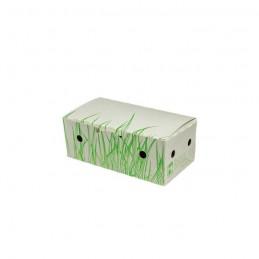 Bio Snackbox Graspapier...