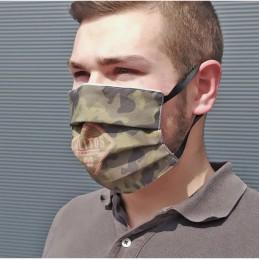 SALITOS Hygienemaske Camouflage