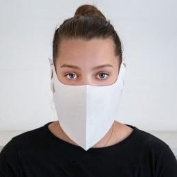 Behelfs- Mund- und Nasenmaske Hanprotec