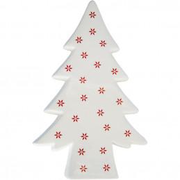 Baum Fea, 22 cm, weiß