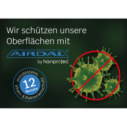 AIRDAL® In- und Outdoor...