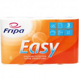 Fripa-Haushaltsrollen Easy, 3-lagig