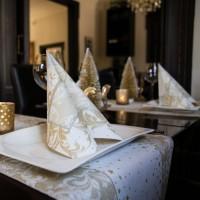 Tischläufer Weihnachten