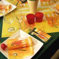 Tischdecken Frühling / Sommer