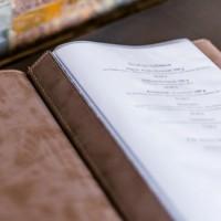 Zubehör für Speisekarten | Einzelflügel & Co. | hantermann.eu