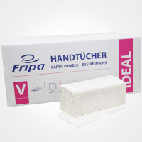 Papier- und Falthandtücher