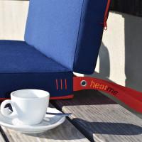 HEATME- das Akku- Heizkissen mit integrierter Sitzheizung  | hantermann.eu