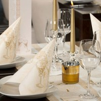 Servietten zum Geburtstag oder Jubiläum | Top Preise | hantermann.eu