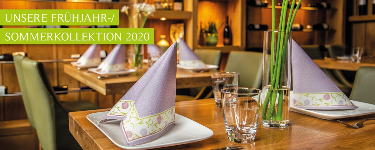 Unsere Frühjahr-/ Sommerkollektion 2020